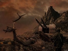 The Lost Outpost by pbxn109