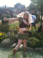 Ren Faire Elwyn 2012 by kojika