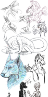 SketchDump by MutantParasiteX