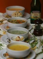 Soups by Markhal