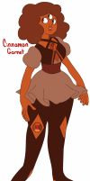 Cinnamon Garnet by WhisperSeas