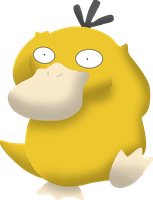Psyduck by Totalheartsboy