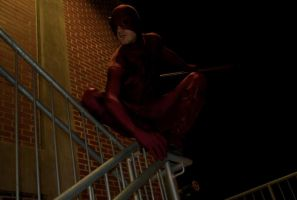 Daredevil: The Man Without Fear by Bluebird0020