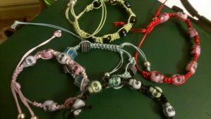 Cool Bracelets by Rini-Dragoone