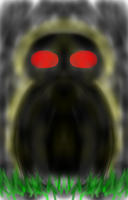 The Mothman by greenwillow13