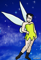 Maes Hughes IS Tinkerbell by virtualpapercut