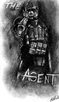 The Agent by Robertkenneth