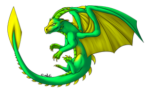 100-8 Themes - Dragon Adopt - 5 Points - Adopted by Feralx1