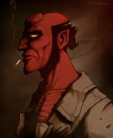 Guy from Hell by devilhs