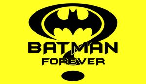 1995 Batman Forever Movie by HappyBirthdayRoboto