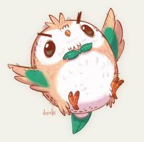 Rowlet by doingwell