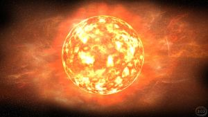 Red Giant WP by GlenRoberson