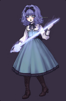 LI : LolitAsleif by The-Nonexistent