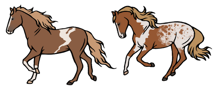 OTA horse adopts ((OPEN)) by LostCreekStables