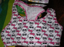 Skull by buttered-panties