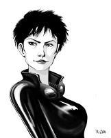 Catwoman by K-Lao