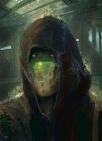 The Hooded Death by DM7