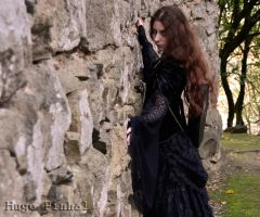 Lady in Black I by Lady-Nephtys