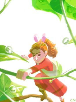 Arrietty by cling17