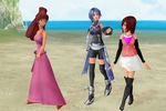 The Beach of Themiscyra- KH3 Chapter 7 by KristenKHVerne