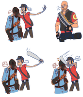 BROS - TF2 by TechnoRaverCall