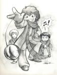 Three Doctors by Marker-Mistress