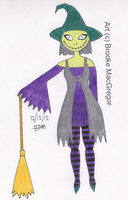 Cholera - Nightmare Before Christmas Contest by dancefever92