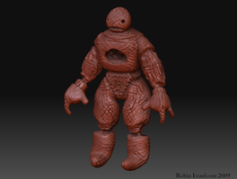 clayman by rubbe