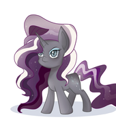 Nightmare Rarity by KodokunaShiroiOkami