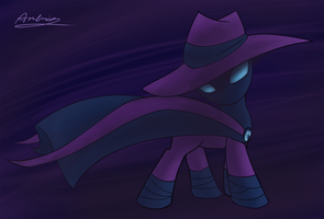 Mysterious Mare Do Well by Ambris
