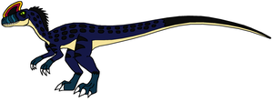 Golden Age- Guanlong by DinoWrassler620
