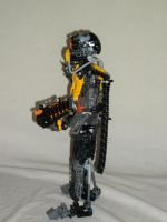 Bionicle MOC: Wretched-stare 2 by 3rdeye88