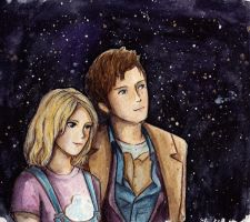Doctor Who by Kawaii-Syringa