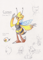 Combo the Beehen by Combo89