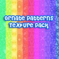 SAI Textures: Ornate Patterns by eccentricminded