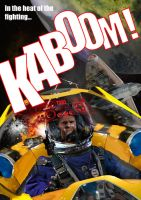 Ejection-Kaboom by hybridartifacts