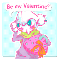 PKMNC - Be my Valentine? by cherifish