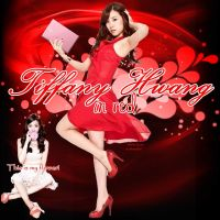 [EDITED] Tiffany Hwang in Red by ArdeliaExotics