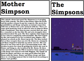 Journal Of Good Animation - Mother Simpson by DodsleyCritic