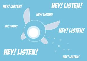 Navi: Hey! Listen! by CmOrigins