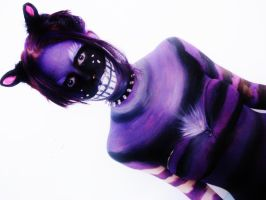 Kitty body paint III by 04jh1911