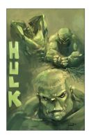 Hulk montage by JeremyColwell