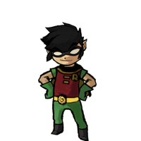Rupin - Boy Wonder by Petertwnsnd