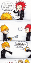 Axel, you fail by fishuu