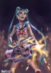 Jinx + Sailor Moon by Markdotea