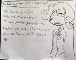 ASK PDC: Lifetime of Love by demonofnothing