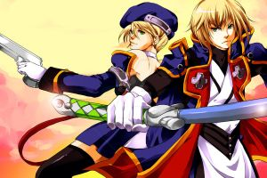 Blazblue: The N.O.L. by betrayal-and-wisdom