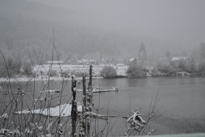 Waterfront Park in Leavenworth, WA in Winter 9 by Singing-Wolf-12