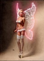 My Sweet Xmas Angel by Pfefferschwarz