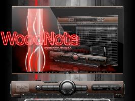 WoodNote by ledsled